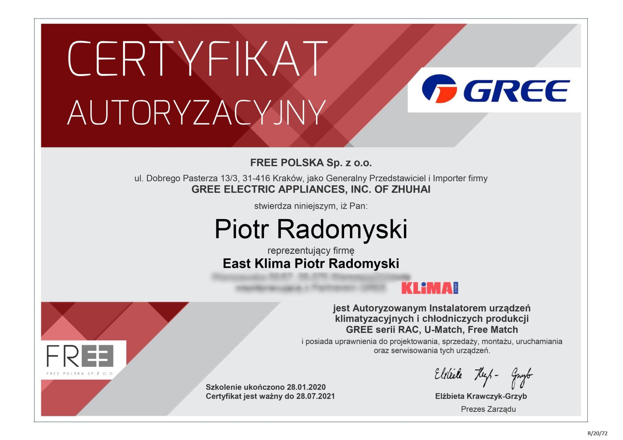 Piotr Radomyski